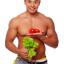 Muskelaufbau Vegetarier
