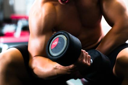 Muskelaufbau Anfänger