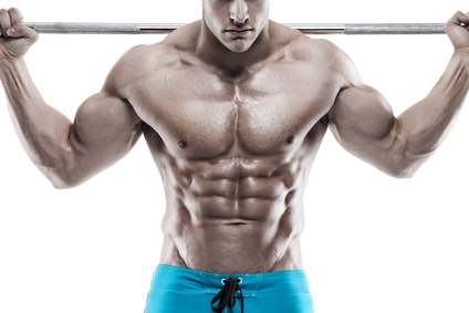 Bodybuilding und Muskeldefinition - Bild: © _italo_ - Fotolia.com