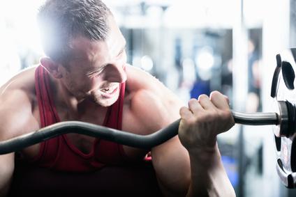 Muskelversagen